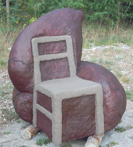 Mein Stuhl