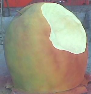 Apfel mit Biss, 2011